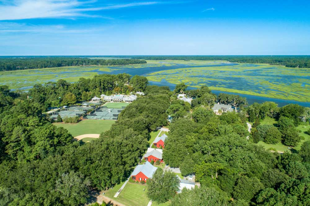 Spring Island Cottages aerial-2-RESIZE